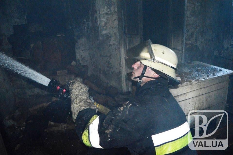 На Чернігівщині ліквідовано 4 пожежі