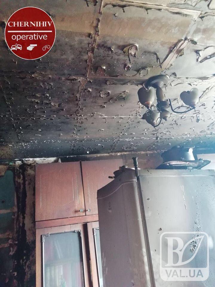 На Мазепи холодильник спричинив пожежу у квартирі