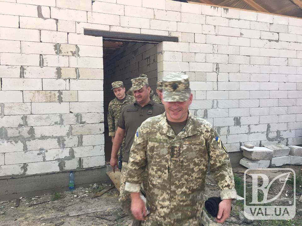 У «Десні» переобладнують гуртожиток для військових. ФОТО