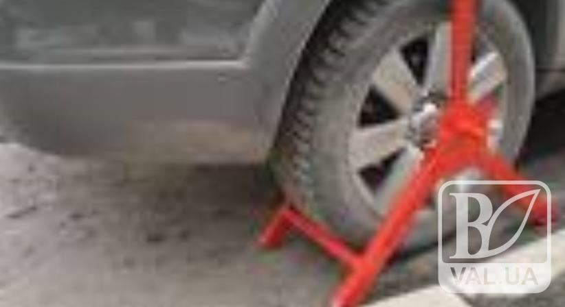 Чернігівці просять жорсткіше карати порушників правил паркування та зупинки авто