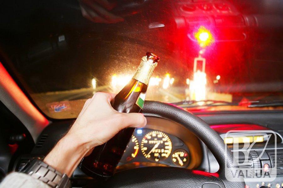 Нетверезі водії на Чернігівщині знайшли реальний спосіб уникнути покарання