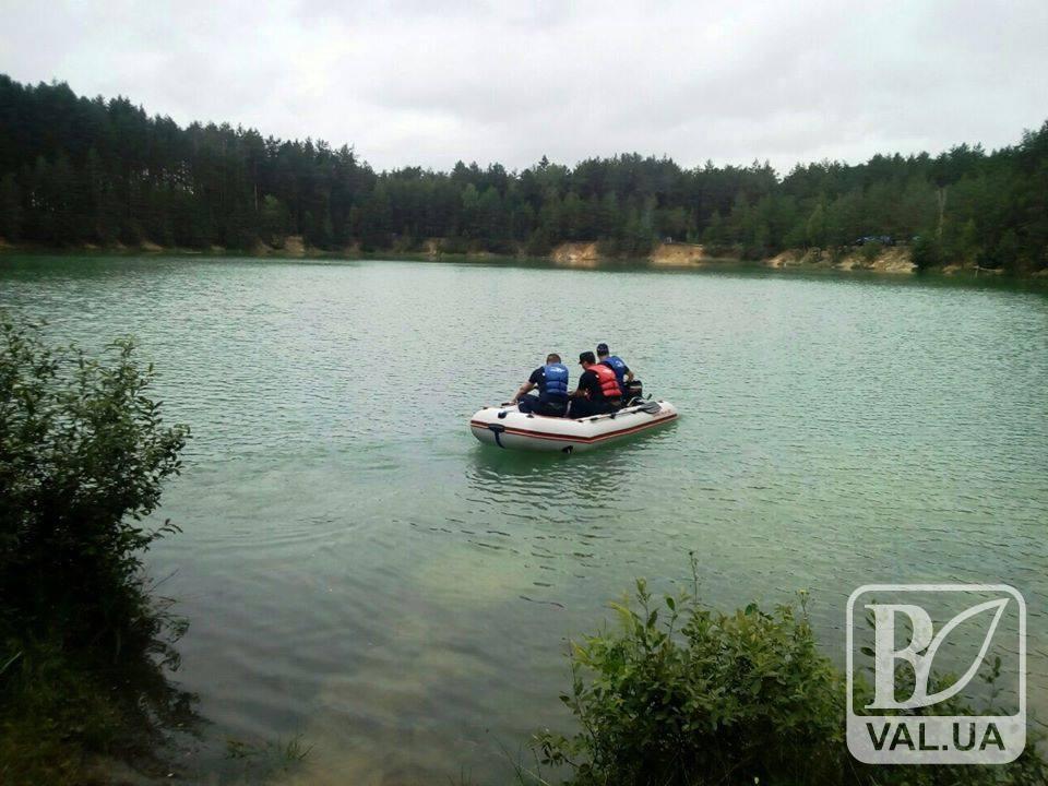 На «Голубих озерах» відпочивальники знайшли тіло зниклого 21-річного хлопця