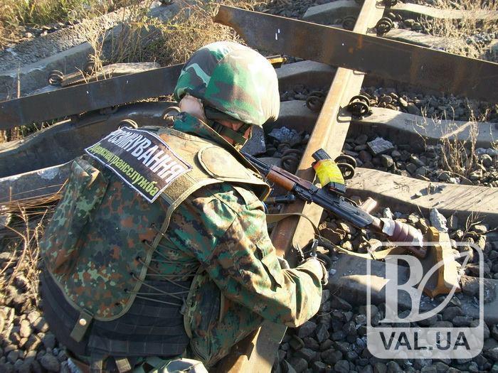 На Чернігівщині з-під залізничного полотна сапери вилучили понад три тисячі снарядів