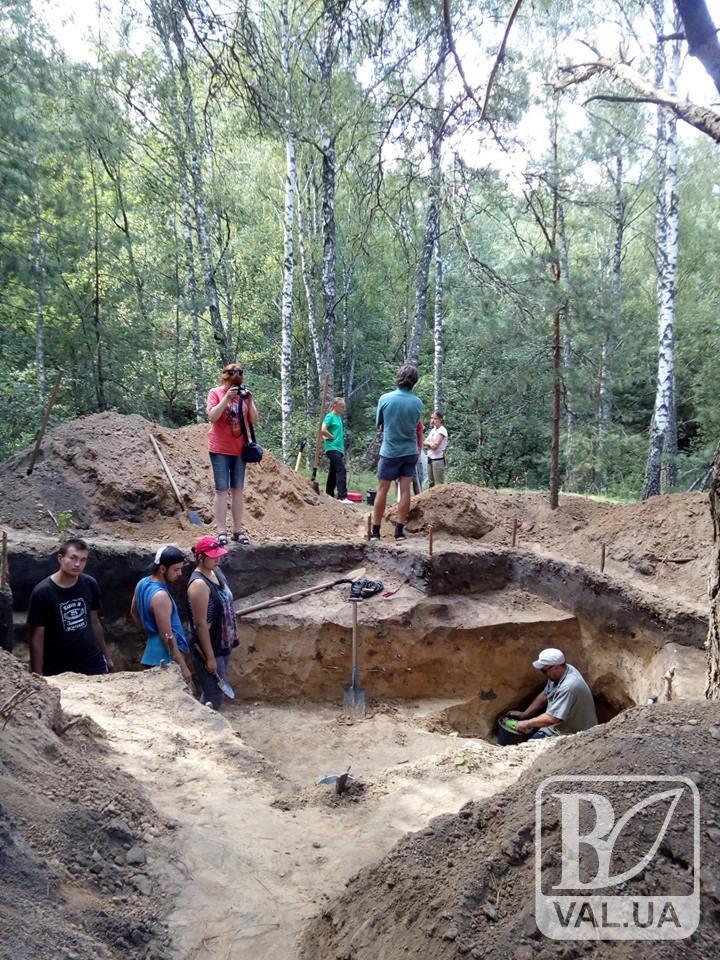Що археологи знайшли під час Мезинської археологічної експедиції. ФОТО