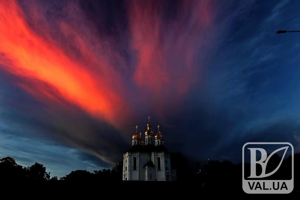 До дня міста планують зробити нову підсвітку Катерининської церкви