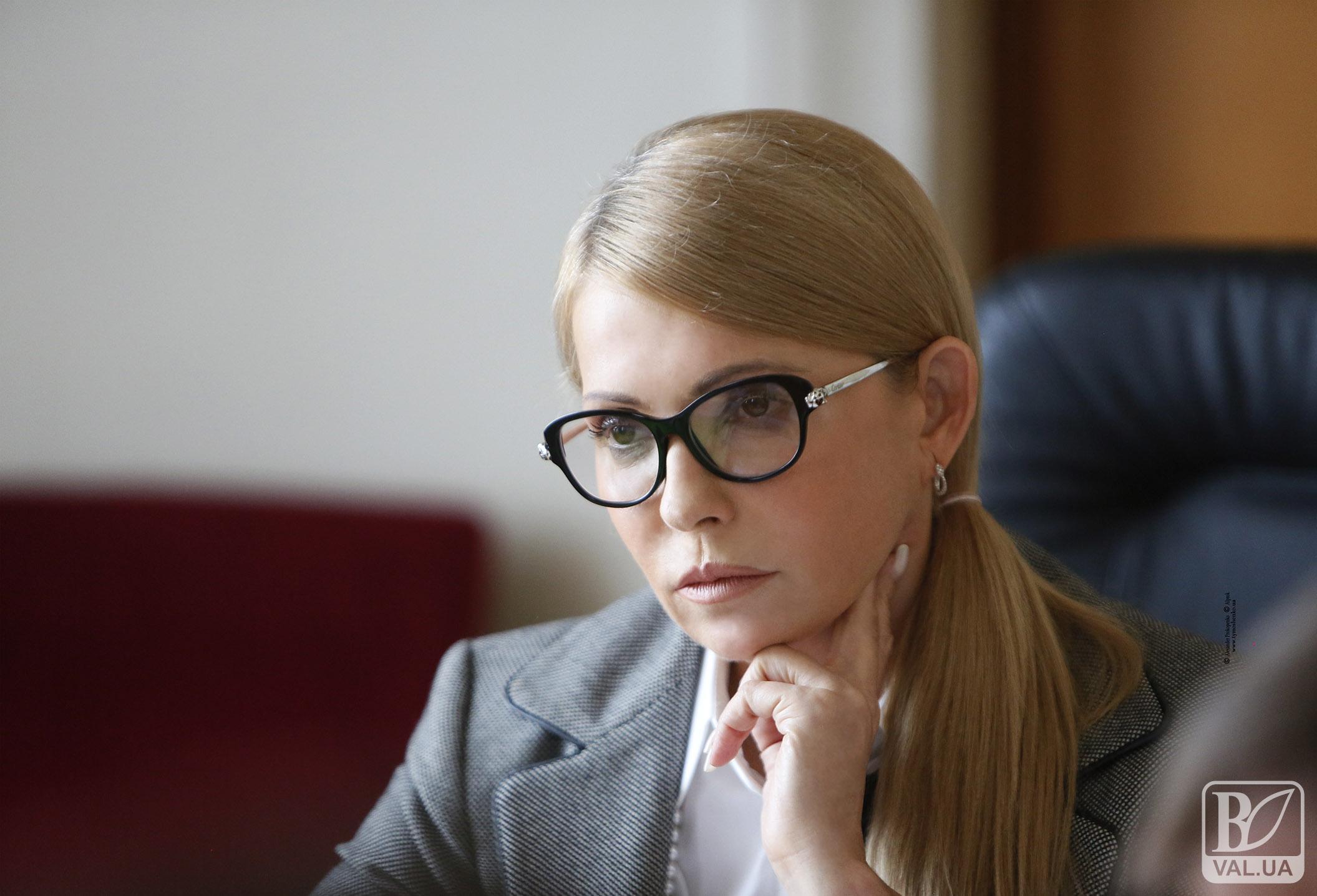 Українці об'єднуються навколо Тимошенко – свіжа соціологія