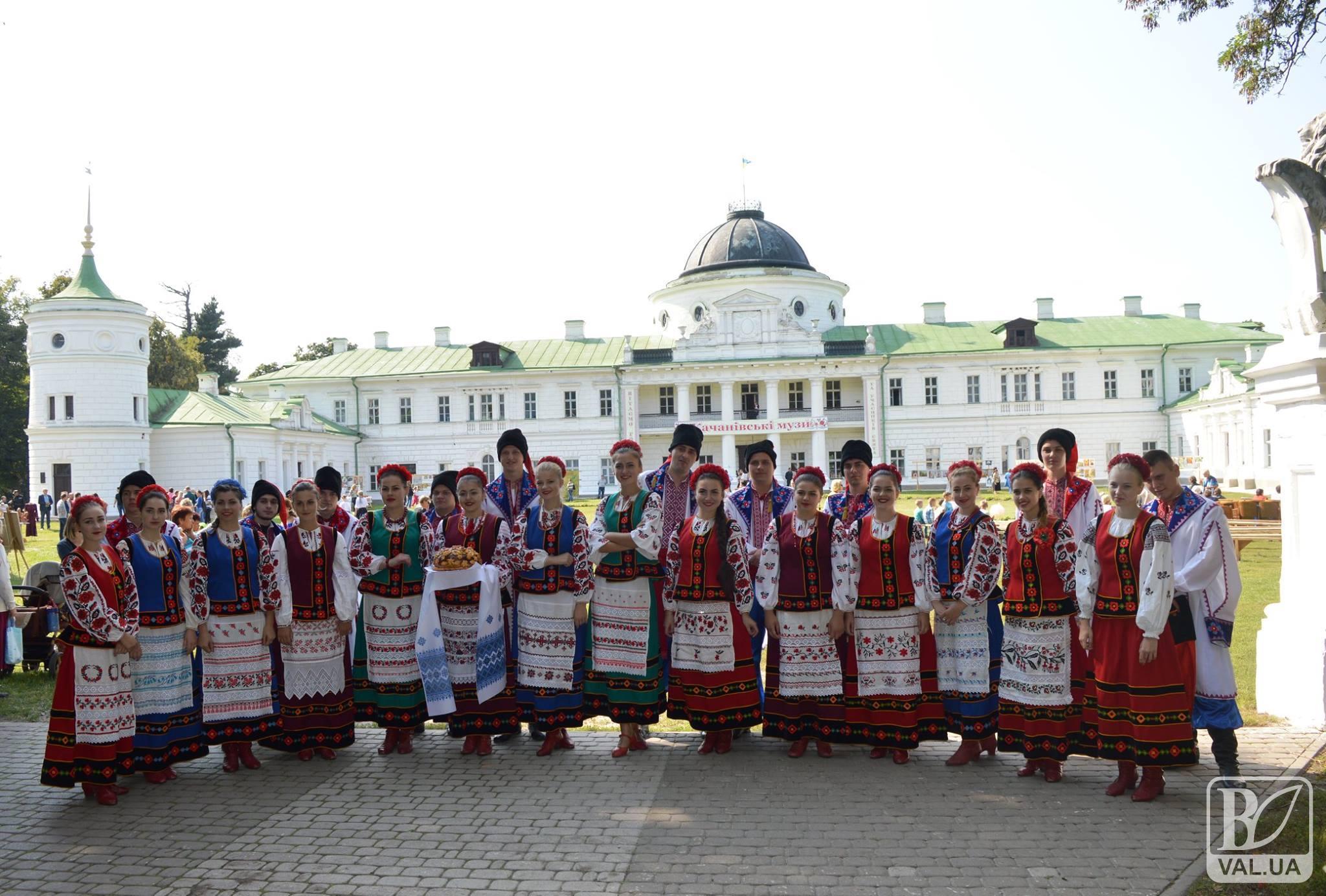 Качанівка запрошує на свято муз