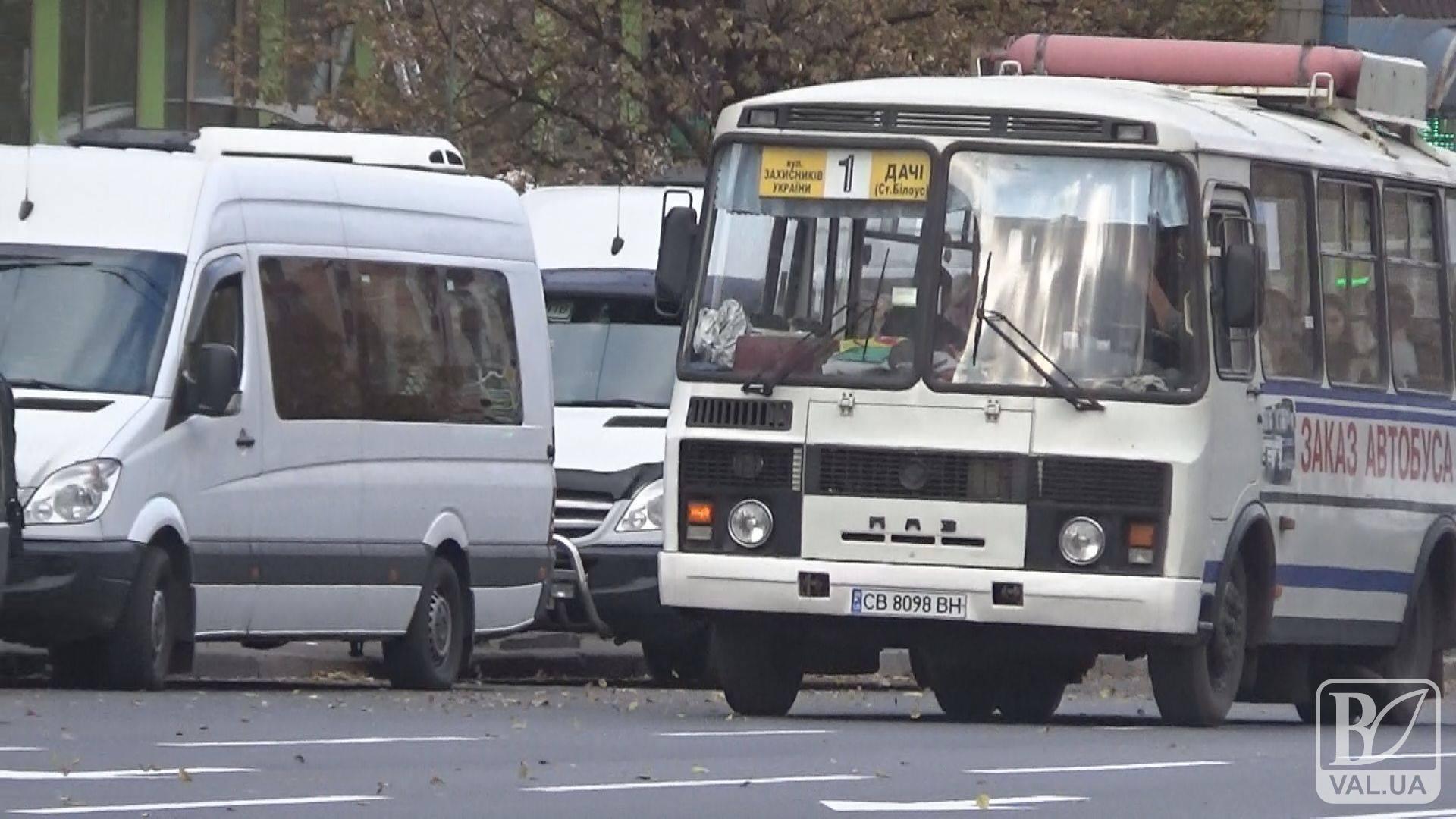 Перевізник може відмовитися від 1-го маршруту, - управління транспорту. ВІДЕО