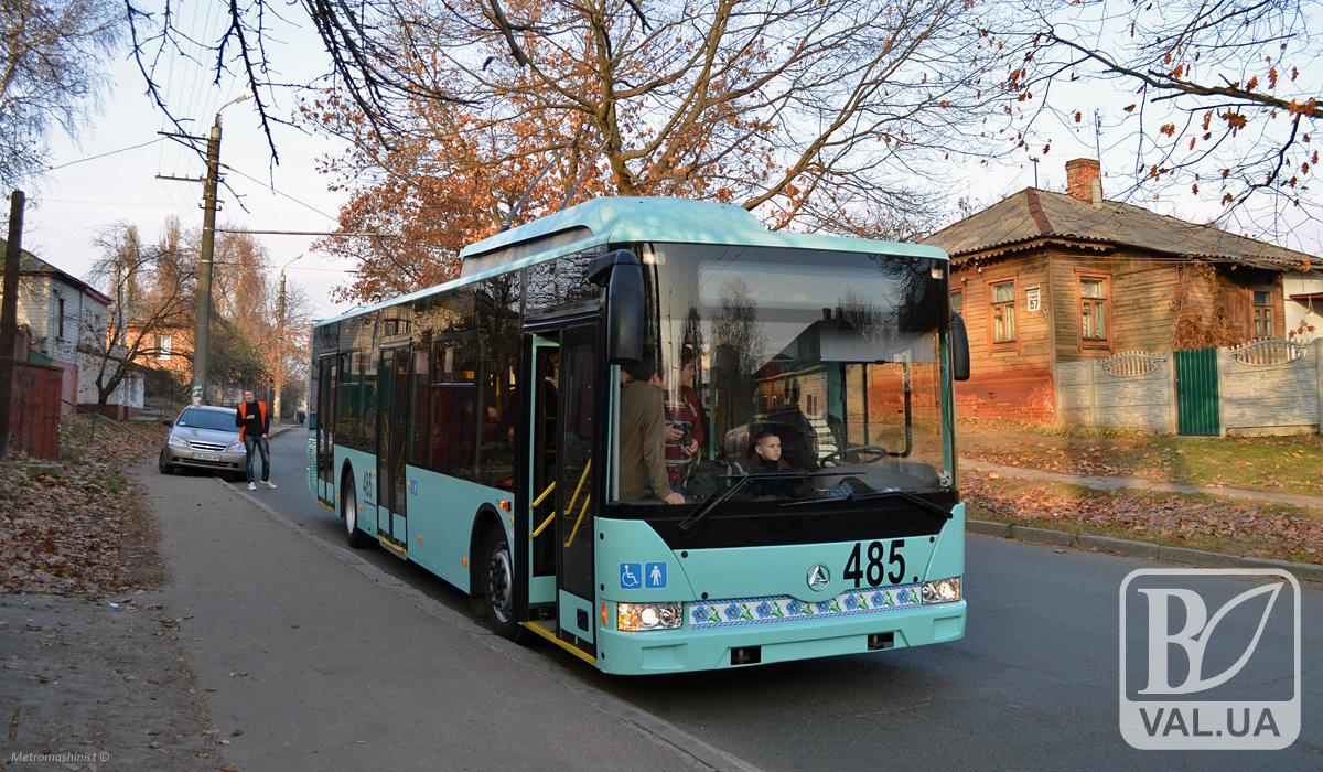Тролейбус 6к тимчасово не працюватиме