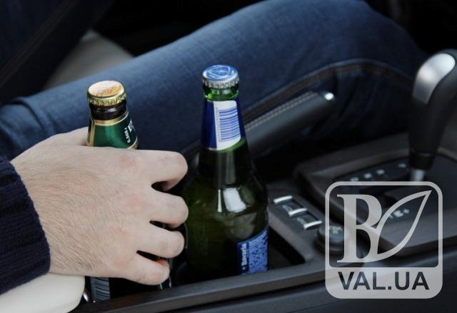 В Ічні чернігівські патрульні за одну ніч виявили чотирьох п'яних водіїв