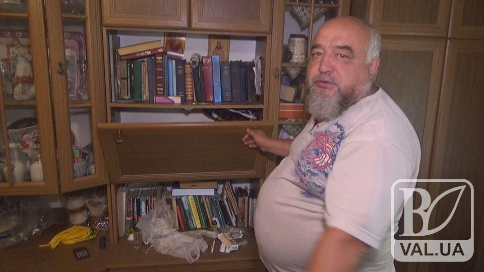 Злодіїв, які пограбували священника на Чернігівщині, затримали. ВІДЕО