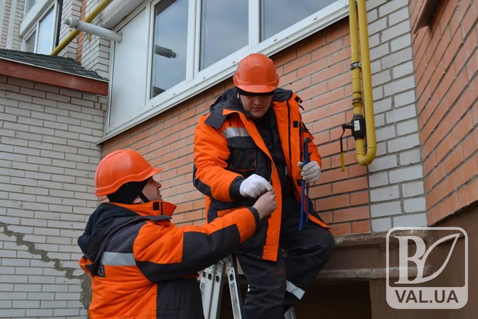 На Ічнянщині почали відновлювати газопостачання