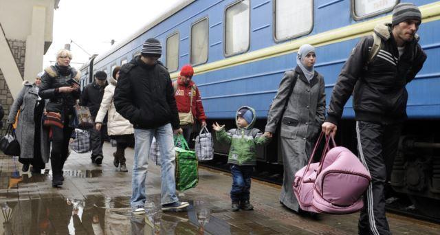 """Результат пошуку зображень за запитом """"українські біженці"""""""
