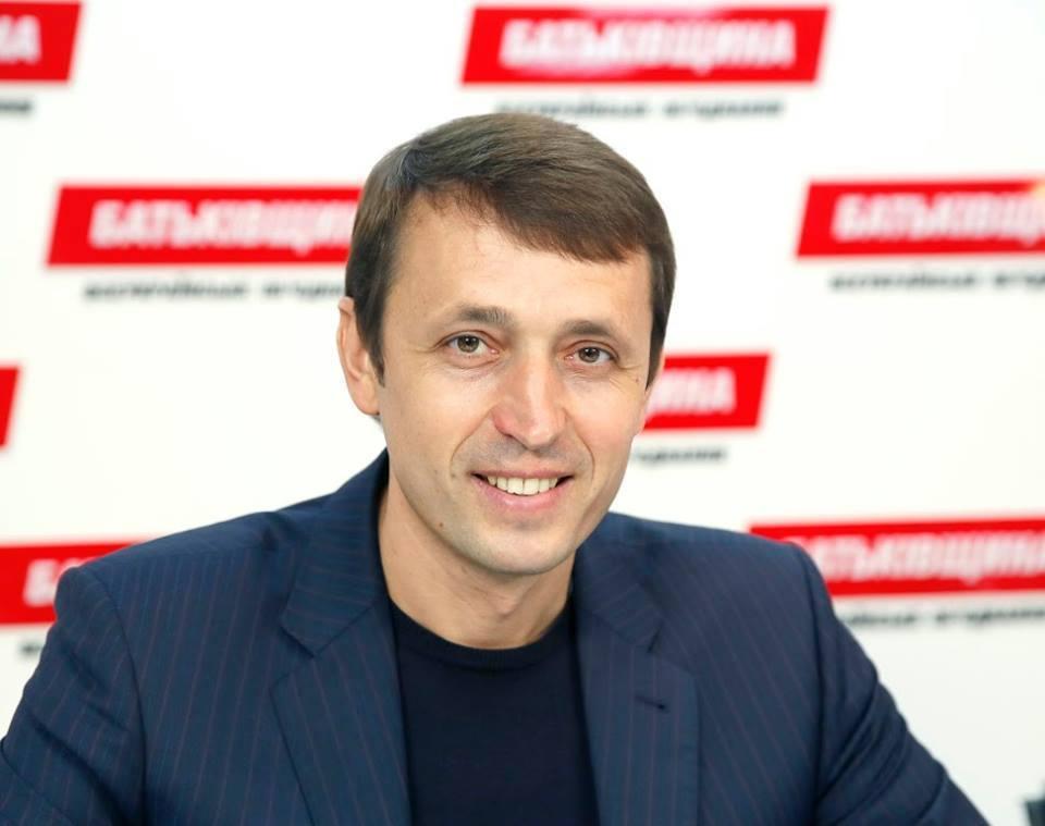 Валерий Дубиль в первый рабочий день зарегистрировал законопроект