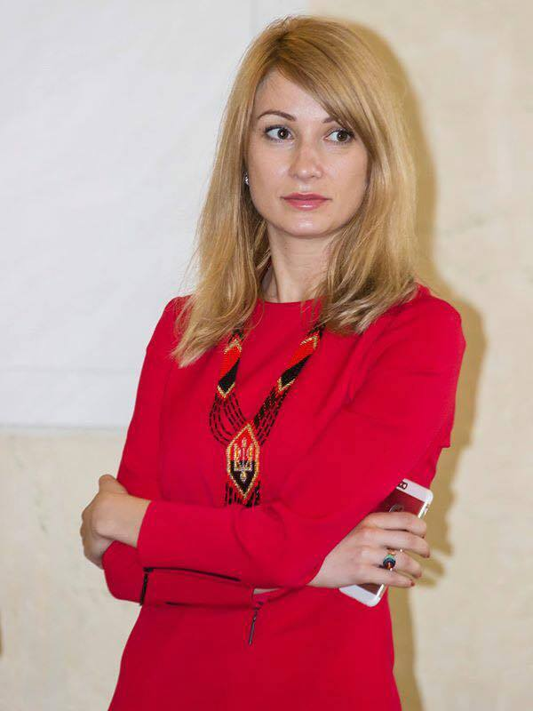 Романова хоче відставки керівництва всього силового блоку України