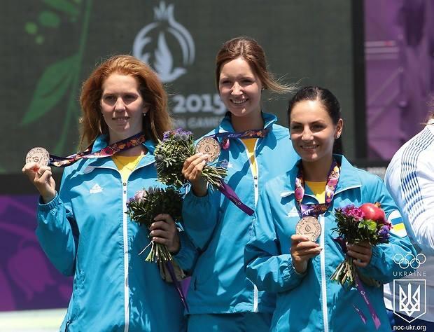 Украинки выиграли чемпионат Европы по стрельбе из лука - Цензор.НЕТ 8405