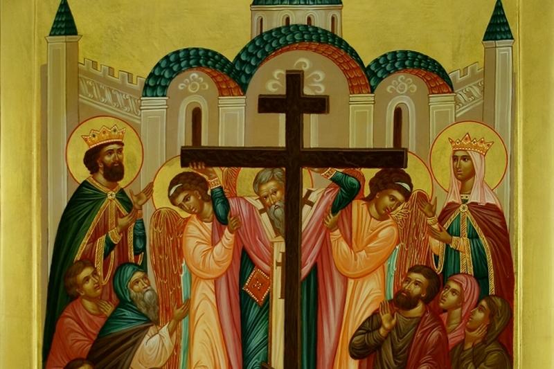 Сьогодні Воздвиження Чесного і Животворящого Хреста Господнього: історія та прикмети свята