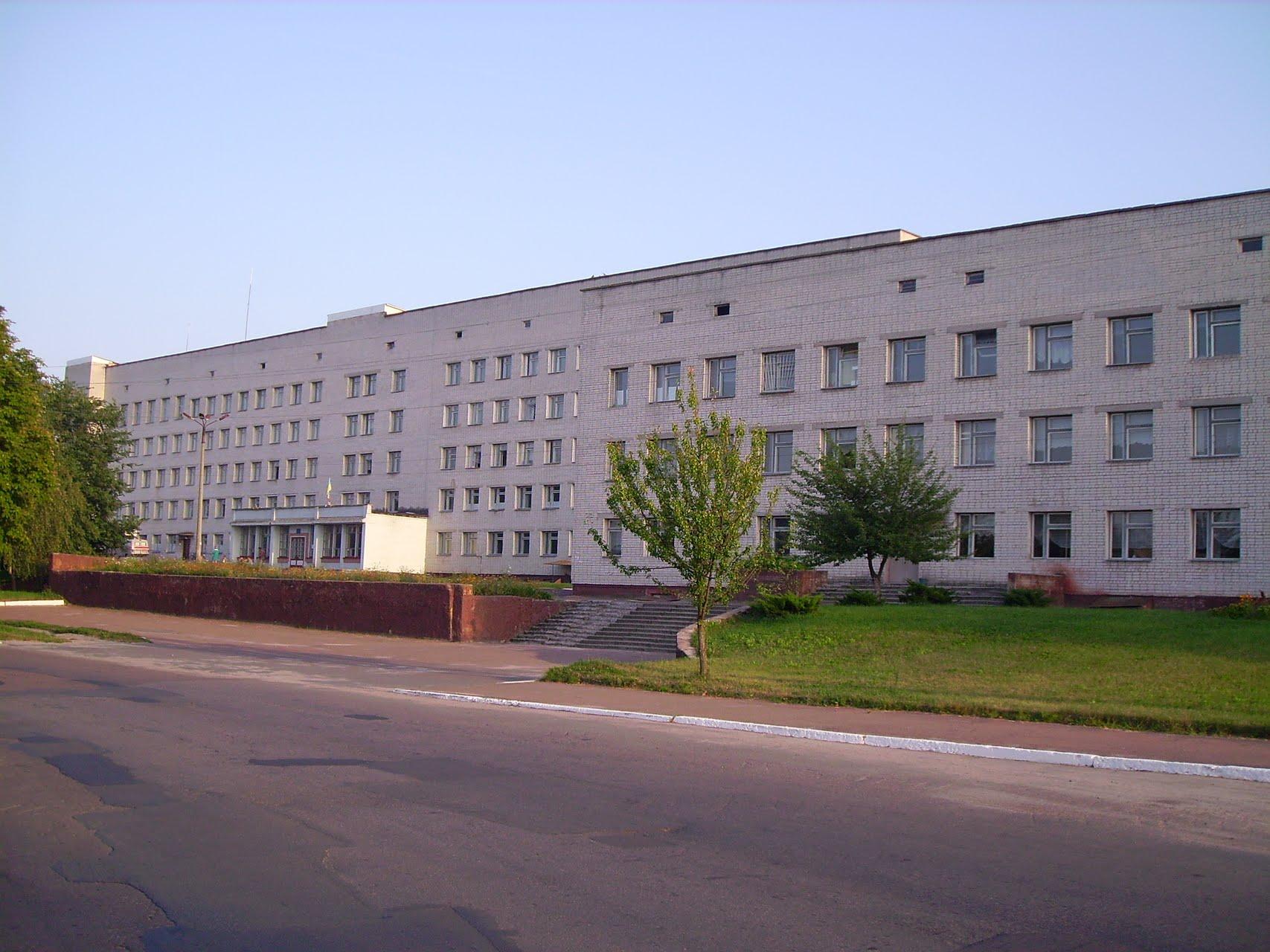 Як проходить реконструкція Корюківської районної лікарні. ФОТО