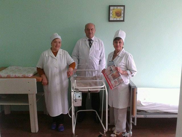 Корюківську райлікарню визнали доброзичливою до дитини