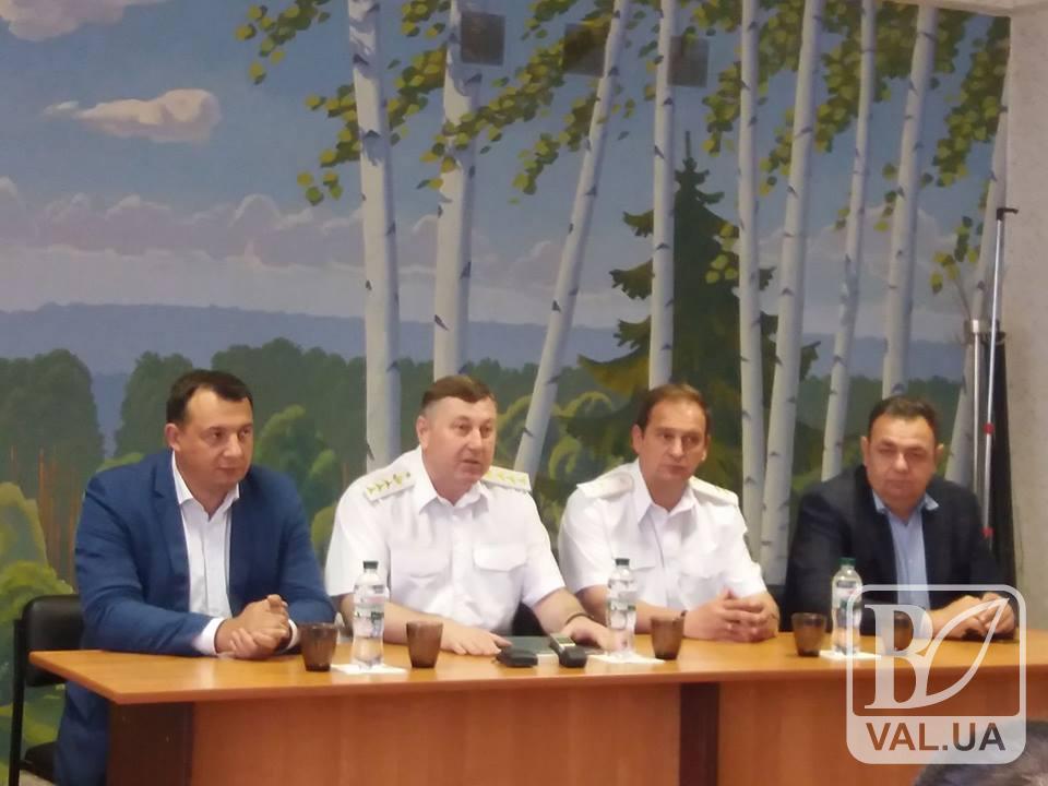 У Чернігові представили нового головного лісівника області
