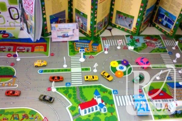 Картинки уголок пдд в детском саду своими руками 10