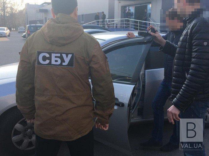 На Чернігівщині посадовець ДСНС розкрадав державне пальне. ФОТО