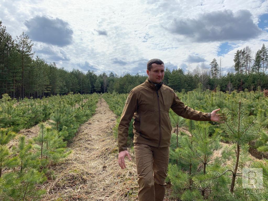 У лісівників Чернігівщини новий керівник