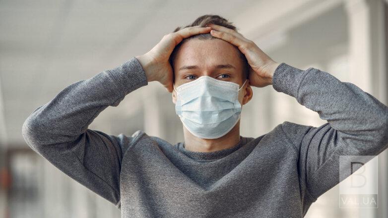 Коронавірус на Чернігівщині: 264 людини захворіли, 110 одужали та четверо померли