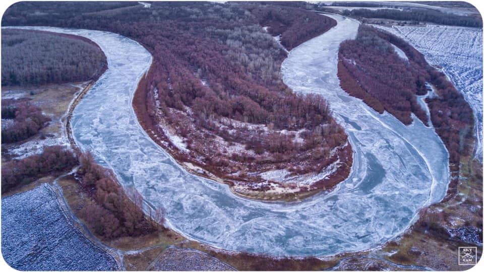 На Чернігівщині в річках підвищився рівень води