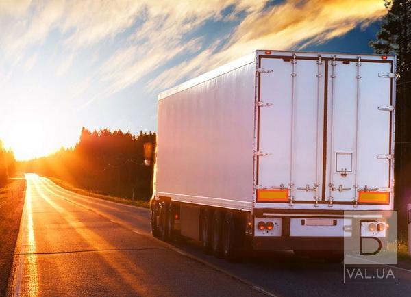 Через спеку на Чернігівщині обмежили рух вантажівок