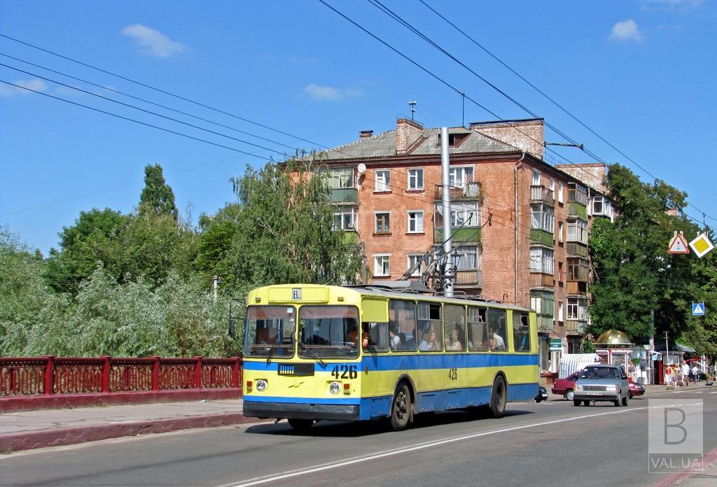 У Чернігові перекриють вулицю Шевченка: як ходитиме громадський транспорт