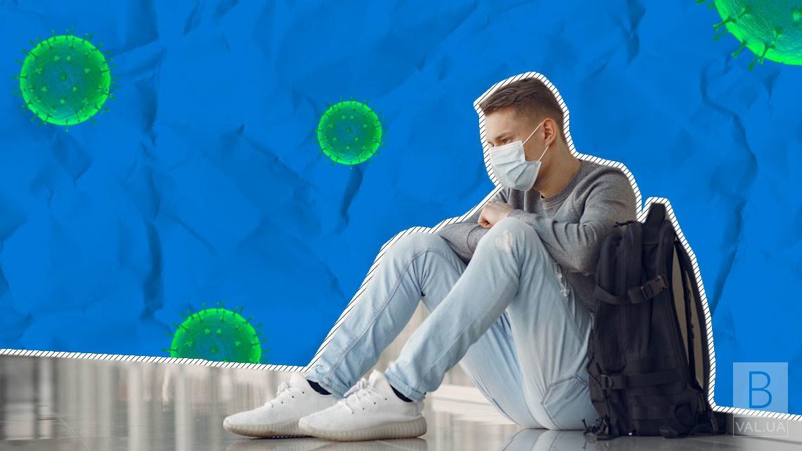 На Чернігівщині за добу одна людина захворіла на коронавірус. Двоє померли