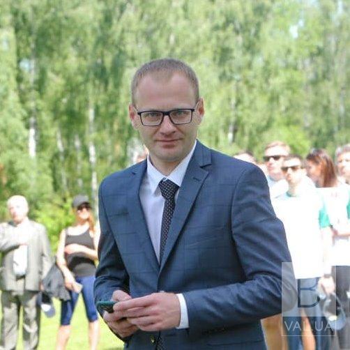 Андрій Шемець очолив департамент Чернігівської ОДА