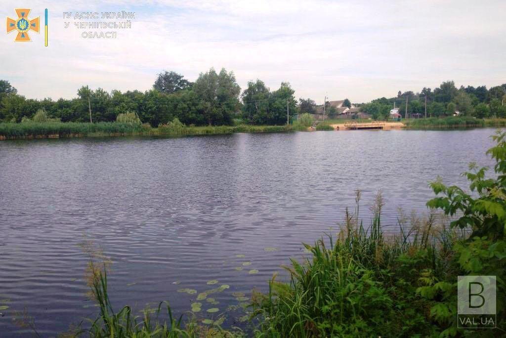 У річці Чибриж потонула 70-річна жителька Городні