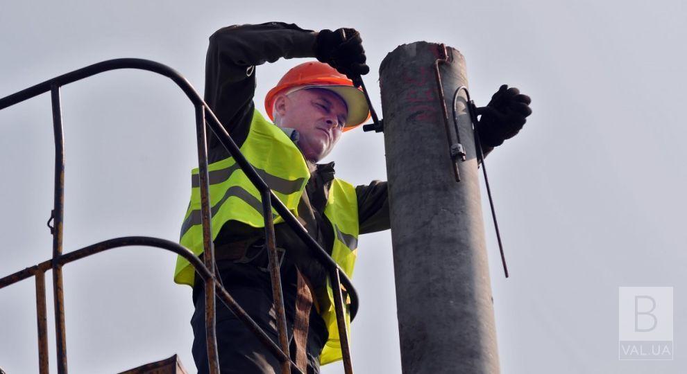 В області через негоду 14 населених пунктів без електрики