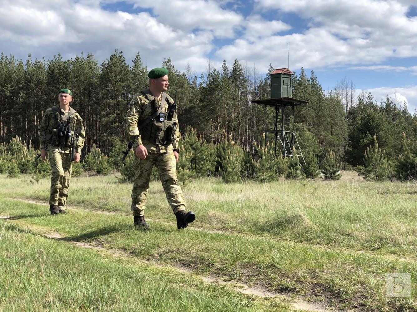 Кордон України з Білоруссю залишається відкритим, – ДПСУ