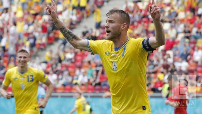 Збірна України заробила 16 мільйонів призових на Євро-2020