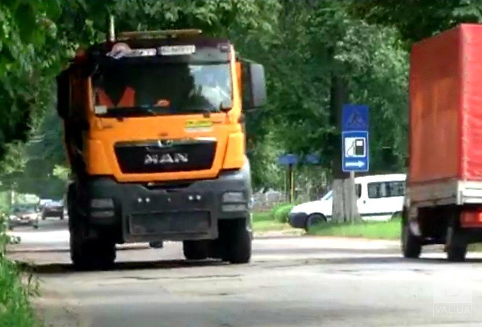 У Прилуках зупинився ремонт доріг, бо депутати не виділили грошей