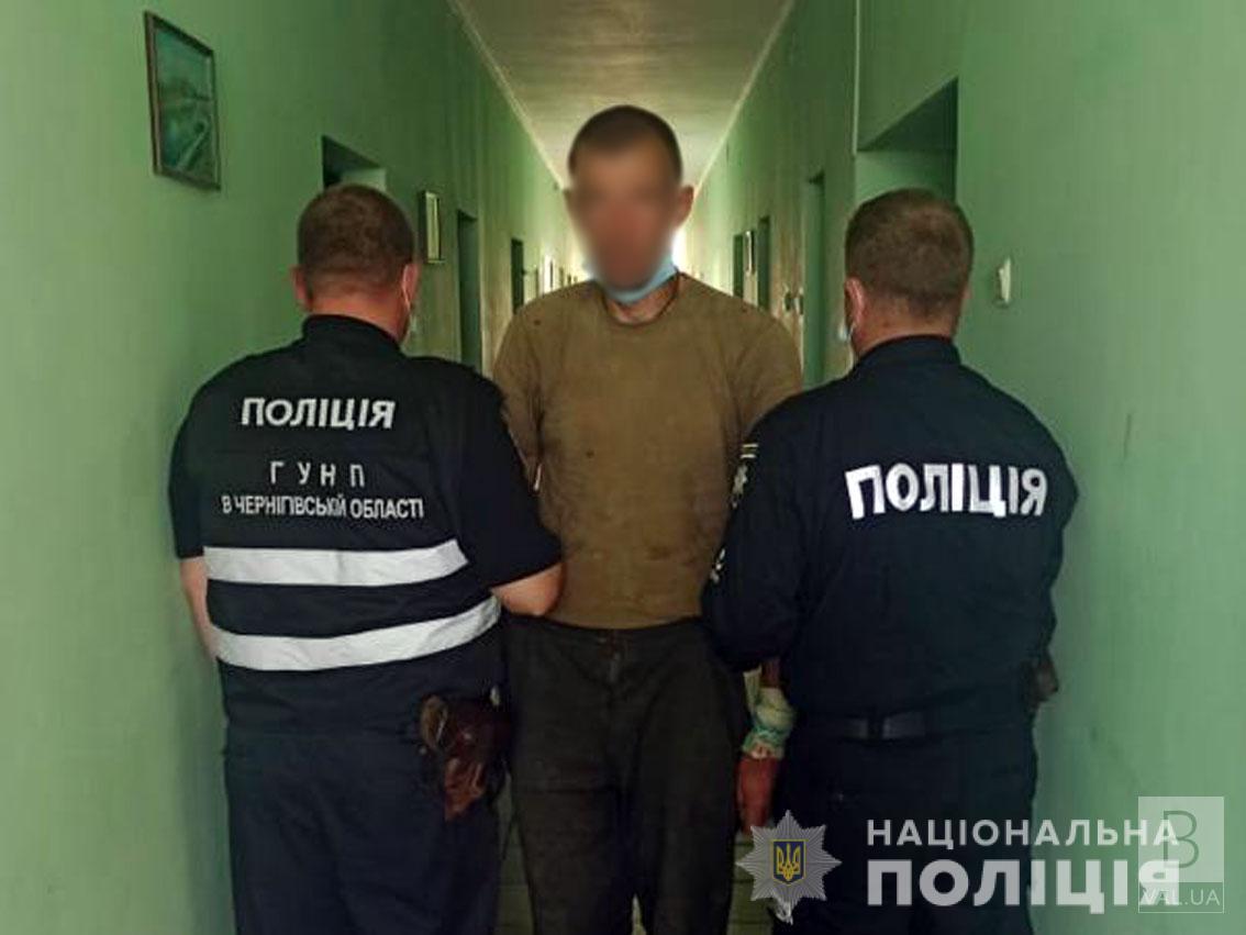 Вбив через спалений човен: на Чернігівщині 3 роки шукали «фігуранта»