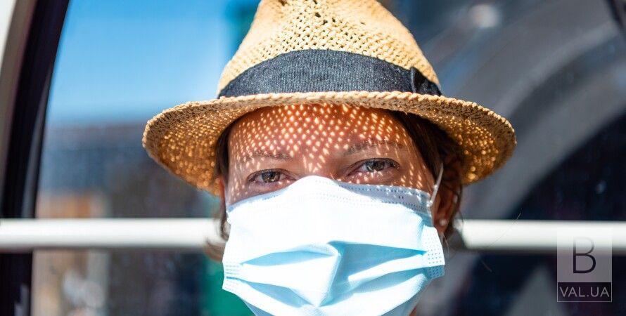 Коронавірус на Чернігівщині: 5 людей захворіли, 7 одужали. Одна людина померла