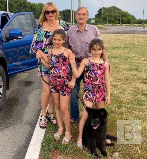 Співачка Камалія з дочками і батьком відпочила на Блакитних озерах