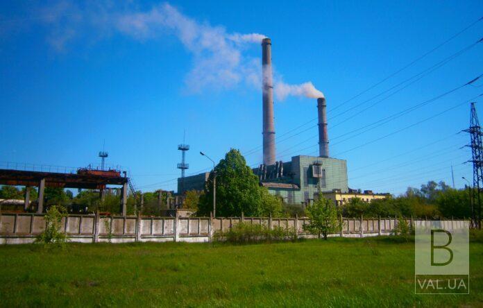 Вперше за 60 років: Чернігівська ТЕЦ припинила виробляти електроенергію