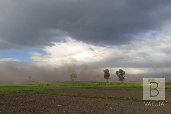 Синоптики: пилова хмара із Сахари до Чернігівщини не дійде