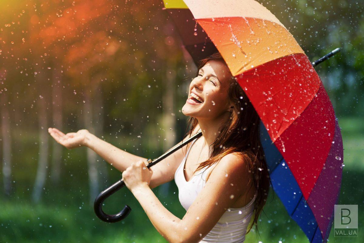 Сьогодні у північних областях України буде дощ, – синоптик