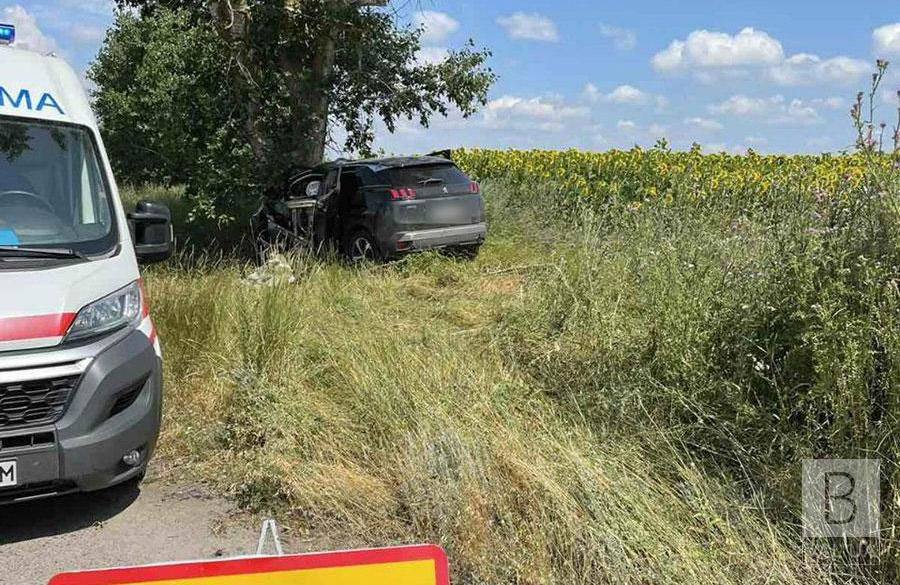 У ДТП на Чернігівщині загинув росіянин. Ще одна жінка травмована