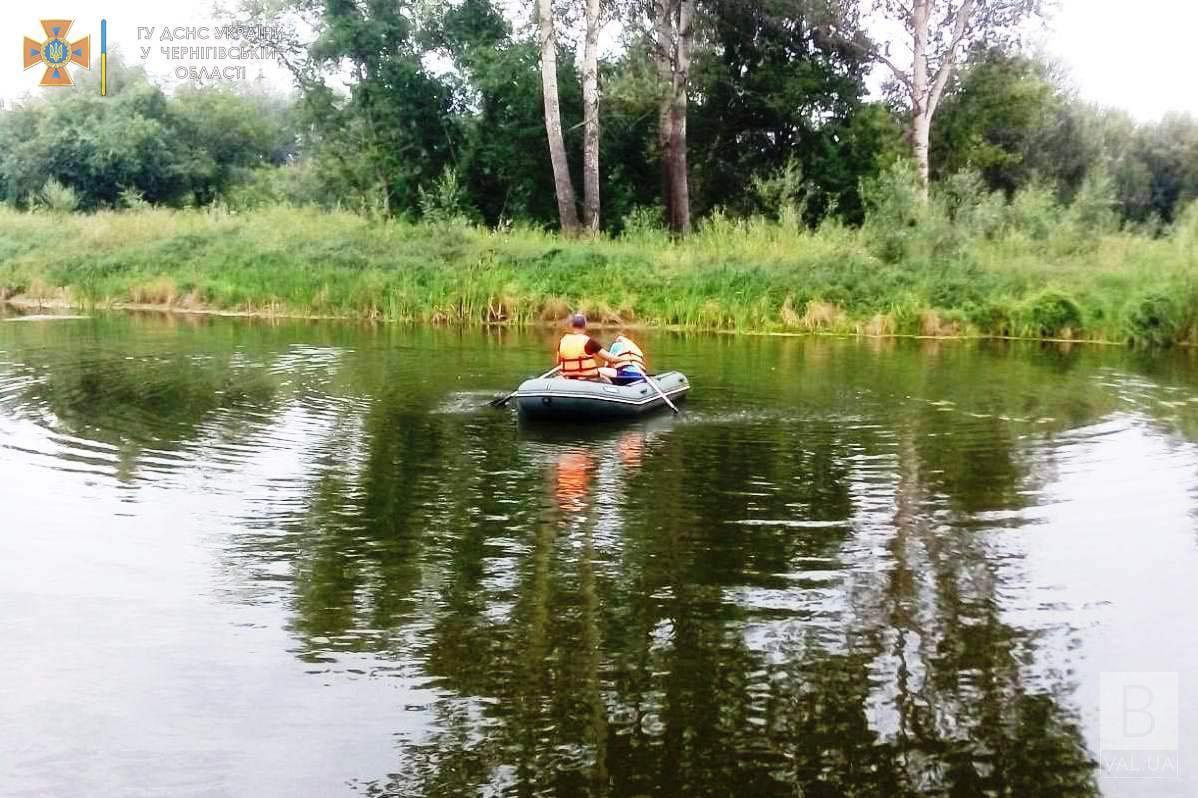 На Чернігівщині з водойм підняли тіла двох потопельників