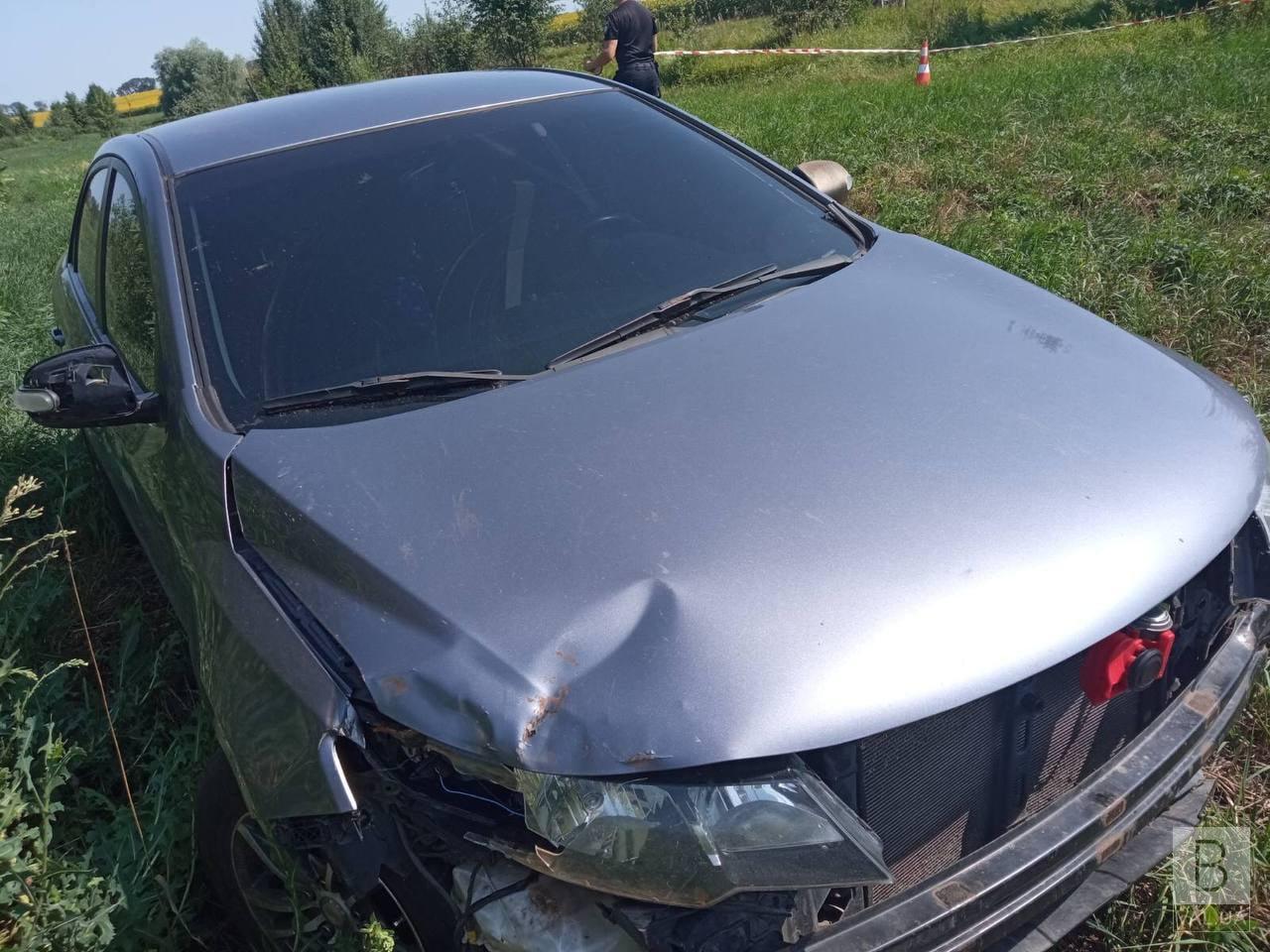 У Прилуках 28-річний харків'янин украв автівку та відігнав її до сусідньої області