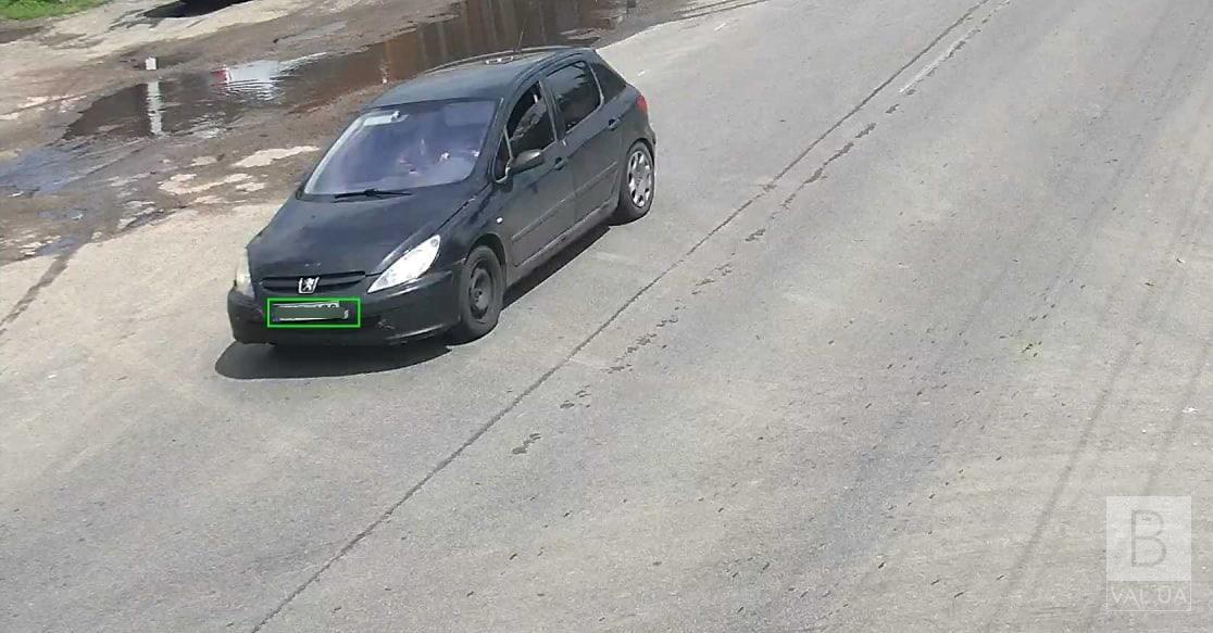На Прилуччині у торгового представника викрали з автівки 230 тисяч гривень. ФОТО