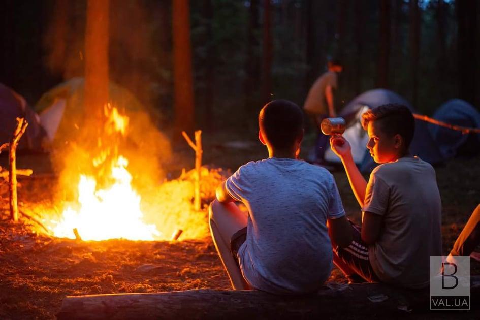 Верхова їзда, альпінізм та медична підготовка: на Сосниччині діє унікальний дитячий табір