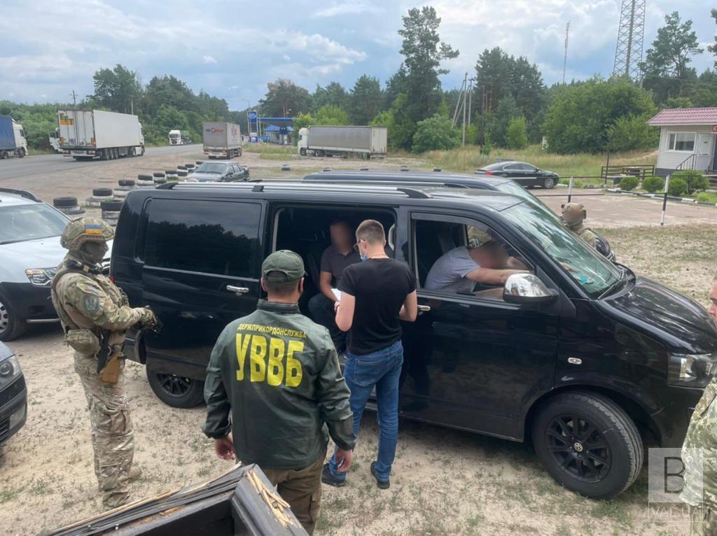Двічі «нев`їзний» росіянин намагався підкупити чернігівських прикордонників